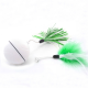 Yooap Creative Cat Toys Interactive Automatic Rolling Ball for Dogs Smart LED Flash Cat Toys Electronic Dog Toys - Virtrador.com